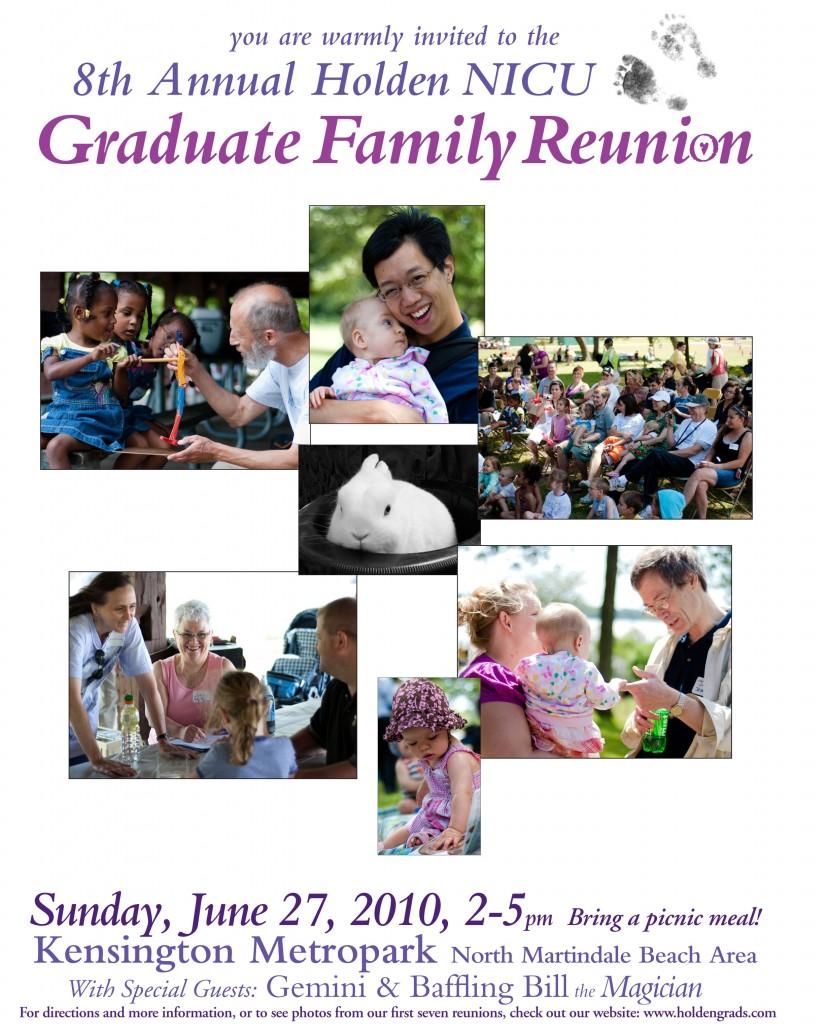 reunion 2010 poster